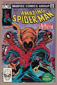 Amazing Spider-Man #238 w/Tattooz! (7.0 FN/VF) 1st Hobgoblin RARE RomitaJr KEY🔑
