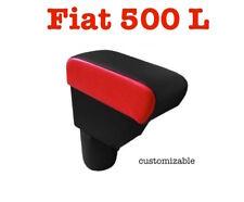 Bracciolo Fiat 500 L Trekking customized Armrest Premium car accessories