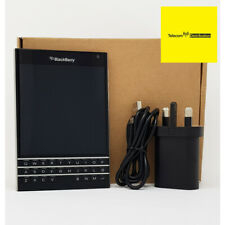 "BlackBerry Passport 4G 4.5"" - Black - QWERTY Phone - New Condition - Unlocked"