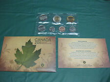 2011 Canada Prooflike Set incl Envelope and COA