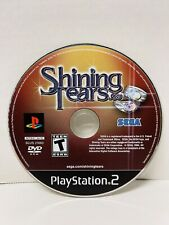 Shining Tears - Sony PlayStation 2 PS2 - Rare Authentic Disc Only Fast Free Ship