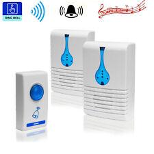 32 Music Tune Melody Wireless Doorbell DIY Door Bell Receiver Remote Control NEW
