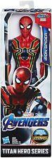 Marvel Legends IRON SPIDER Figurine 12 inch Titan Hero Series overstock NEW