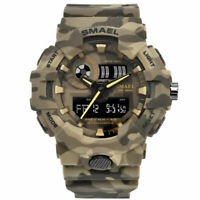 Men's Shock Fashion Military Digital Sport Tactical Analog Waterproof Watch US