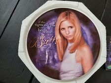 More details for buffy the vampire slayer collectors plate series 1