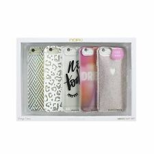 BRAND NEW Incipio Design Series #moods 5-Pack Gift Set for iPhone 6/6s/7