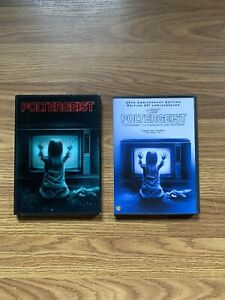 Poltergeist (DVD, 2007, 25th Anniversary Edition With Slipcover)