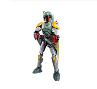 Star Wars Buildable Figure Boba Fett Toy For Kids Without Box Free Shipping