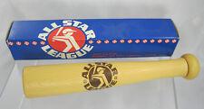 AVON 1987 ALL STAR BASEBALL BAT WITH SHAMPOO - NIB -6oz