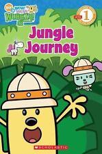 Wow! Wow! Wubbzy!: Jungle Journey by