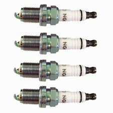 4 Pcs NGK Iridium Spark Plugs 1.8T For VW Passat Golf Beetle Audi A4 101000063AA