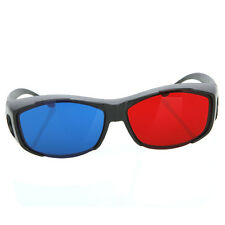 Lot 10 Pcs 3D Glasses Frame For Dimensional Anaglyph Movie DVD Game