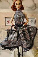 Fashion Royalty Barbie Silkstone Outfit Case and Purse