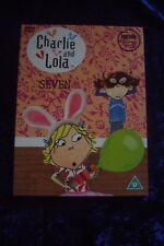 Charlie And Lola Vol.7 (DVD, 2007).BBC DVD VOLUME SEVEN.