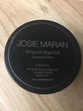 Josie Maran whipped argan oil Body butter lavender citrus 2 fluid oz