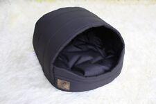 Dôme/panier/niche pour chien chat YORK SHIH-TZU 3 Noir