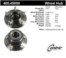 Premium Wheel Bearing & Hub Assembly fits 2006-2006 Mercury Milan  CENTRIC PARTS