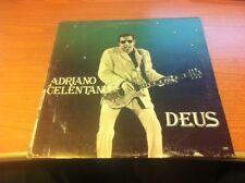 LP ADRIANO CELENTANO DEUS CLAN CLN 20257  VG-/EX ITALY PS 1981 RAI