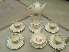 Susie Cooper Vintage 'Tiger Lily' Coffee Set