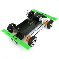 KE_ GI- Assembled Electric 4WD Car Vehicle Model Science Teaching Education Ki
