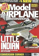 Model Airplane International #152 Airfix Phantom FG.I. P-51D Mustang Eduard