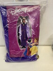 2001 Evil Queen Adult Costume  From Snow White- Fits Up To Size 16