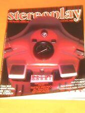 Stereoplay numero n°89 giugno / luglio 1981