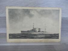 "Old postcard - Military - Hr. Ms. Kruiser ""Sumatra"""