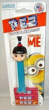 Despicable Me Pez Dispenser Agnes [Carded] Introduced 2015