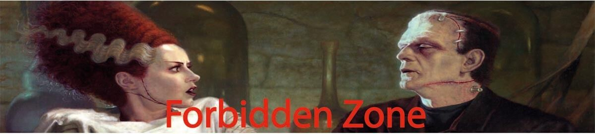 Forbidden zones