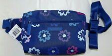 VERA BRADLEY Lighten Up Belt Bag - ELLIE FLOWERS - Fanny Pack Style - NEW