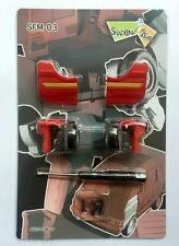 New Transformers Shadow fisher SF03 MP27 Ironhide Upgrade kit In stock MISB