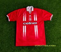 Middlesbrough 1998 1999 HOME FOOTBALL SOCCER SHIRT JERSEY TRIKOT CAMISETA ERREA