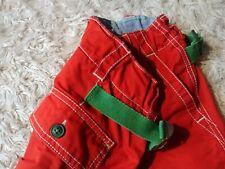 "82111 Johnnie B Boden boy/'s red flat front chinos UK 32/"" Waist// Regular length"