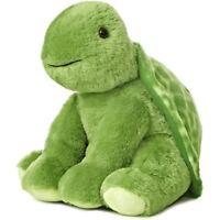 "TURTLE Stuffed Animal Plush, 11"" Tall, by Aurora"