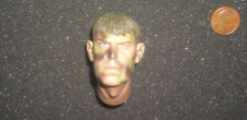 1/6 DAM 93018 USMC Scout Sniper Sergeant Major Tom Berenger  shooter camo Head