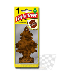 Air Freshener Refresh Magic Little Tree Scent Fragrances New Car Home Leather