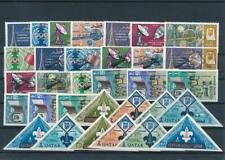 [G353519] Qatar good lot of stamps very fine MNH