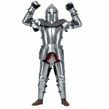 Medieval Knight's Armor Set Steel Armor Protection For Warrior Free Shipping
