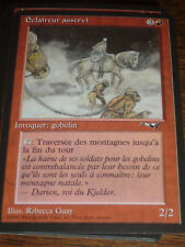 MTG Magic the gathering Eclaireur asservi v1 Alliances French NEW never played