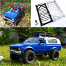 Car Upgrade Accessories Metal Luggage Carrier Roof Spare Rack for WPL C24 RC Car