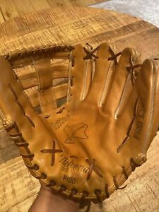 "Vintage Nokona Pro-Line F100 12"" Baseball Softball Glove Right Hand Throw"