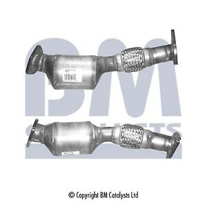 Catalytic Converter fits AUDI A4 8E 1.9D 00 to 01 BM 8131702NX 8254200DX Quality