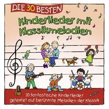 Die 30 Besten Kinderlieder Mit Klassikmelodien OVP