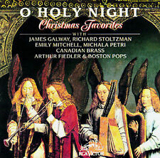 O Holy Night: Christmas Favorites [RCA] by Various Artists (CD, Aug-1993, RCA)