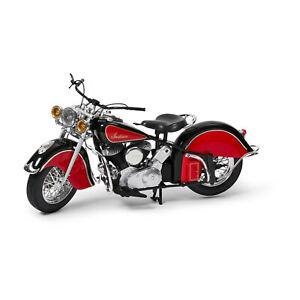 Indian Motorcycle 1:6 Kids Classic Model Diecast Motorbike Road Cruiser Toy Bike