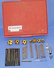 Neway Valve Seat Cutter Set 7 Cutters Amp 21 Guide Pilot Tools 139 00011