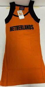 Netherlands Holland Dutch Tank Top T-shirt All Sizes NWT