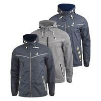 Mens Jacket Kangol Camden Lightweight Windbreaker Coat
