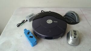 price Reduced Irobot Roomba 400 SERIS  Robotic Vacuum Purple/Black